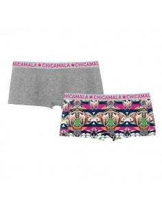 ChicaMala Short RicaX 2Pack