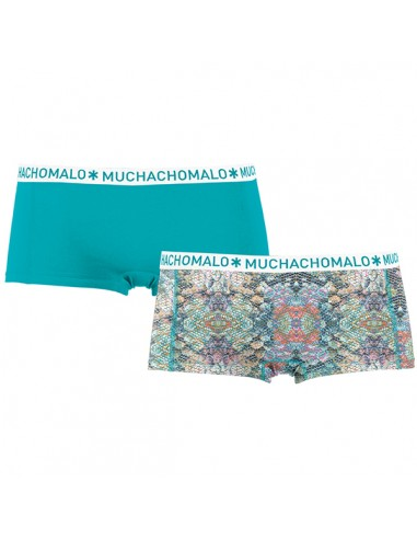 MuchachoMalo MermaidX Short 2Pack Dames Ondergoed