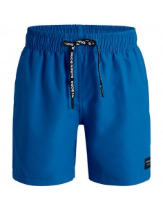 Bjorn Borg Jongens Zwembroek electric blue lemonade