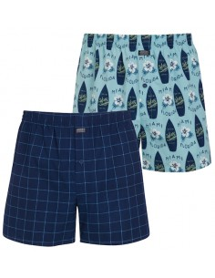 Jockey Boxershort Klassiek 2Pack Miami Florida