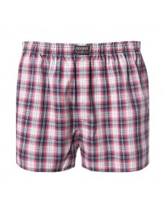 Jockey Boxershort Klassiek Redish Tencel cotton