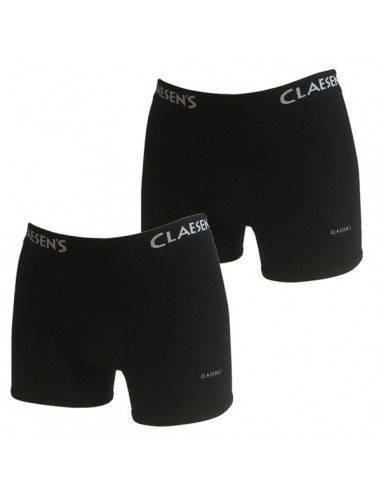 Claesens Basics trunk boxer black 2pack