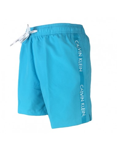 Calvin Klein Zwembroek Aqua Blue