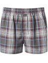 Jockey Boxershort Klassiek Redish Grey Tencel