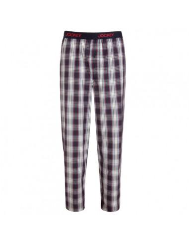 Jockey Lounge Pyjama Broek Styli Blue