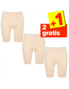 Sloggi Basic Long Huid 2+1 gratis 3 pack