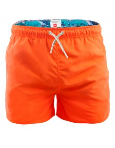 MuchachoMalo Zwembroek Wijd Orange