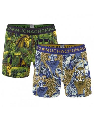 MuchachoMalo Norway 2Pack Heren Boxershorts