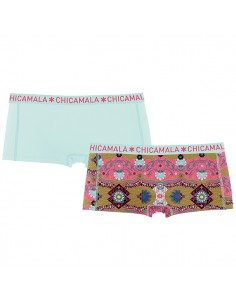 ChicaMala Short Persia 2Pack