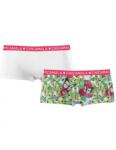 ChicaMala Short Leaf 2Pack