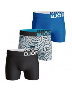 Björn Borg Boxershorts 3Pack BB Layer Black