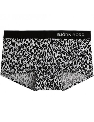Bjorn Borg Dames Mini Short BB Ziggy Black