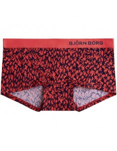 Bjorn Borg Dames Mini Short BB Ziggy Peacoat Rose