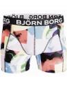 Björn Borg Boxershort Polyamide Collage Black