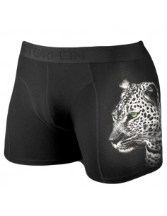 STORMEN Leopard Bamboe Boxershort