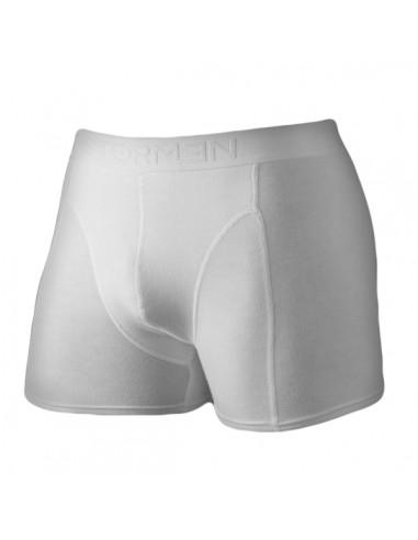 STORMEN Uni Bamboe Boxershort White