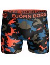Björn Borg Boxershort Polyamide Microfiber BB Camo Black 2Pack