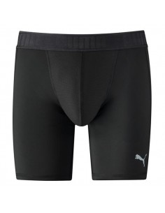 Puma Active Long Boxer Black Heren Short