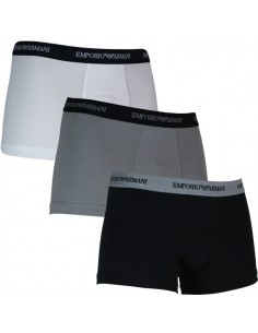 Emporio Armani Trunk Stretch Cotton 3Pack Mix