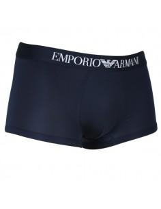 Emporio Armani Trunk Microfiber Blauw