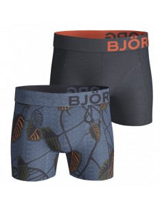 Björn Borg Short 2Pack BB NATUR Total Eclipse