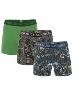 MuchachoMalo 3Pack AFRICA Heren Boxershorts