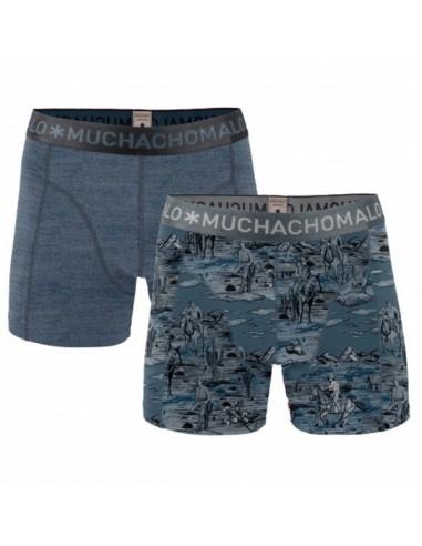 MuchachoMalo 2Pack JEANS Heren Boxershorts