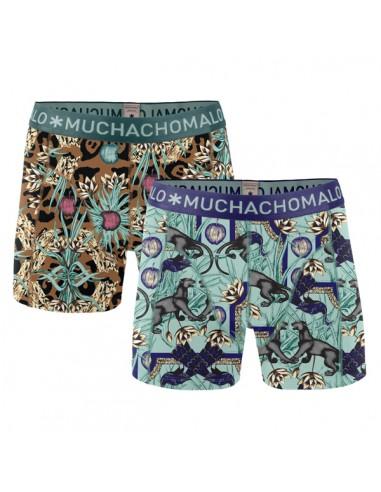MuchachoMalo 2Pack PARADISE Heren Boxershorts