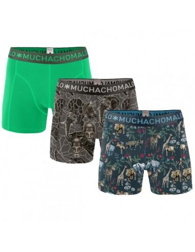 MuchachoMalo 3Pack AFRICA Jongens Boxershorts