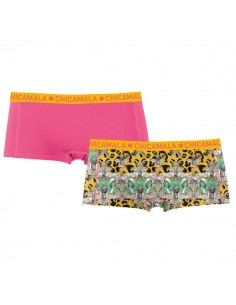 ChicaMala Short 2Pack PARADISE