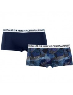 MuchachoMalo Short 2Pack ARMY Dames Ondergoed