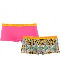 MuchachoMalo Short 2Pack PARADISE Dames Ondergoed