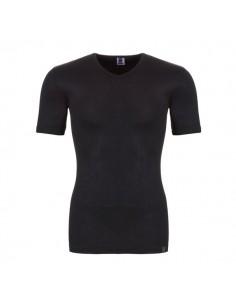 Ten Cate Thermo V-Shirt Zwart