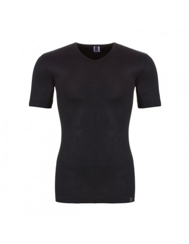 Ten Cate Thermo V-Shirt Zwart