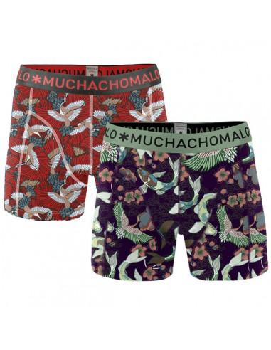 MuchachoMalo Japan 2Pack Heren Boxershorts