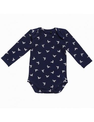 Ten Cate Baby Romper Origami Dino Unisex