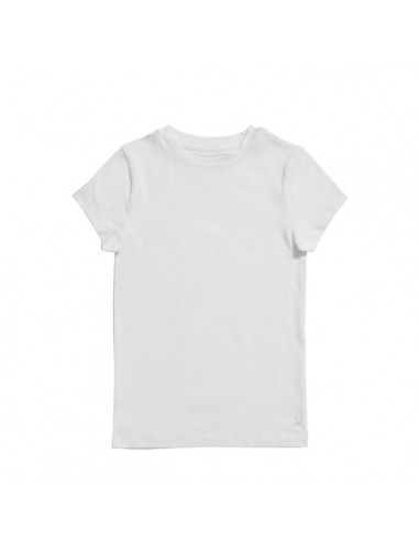 Ten Cate Jongens T-shirt Wit 2-6Y
