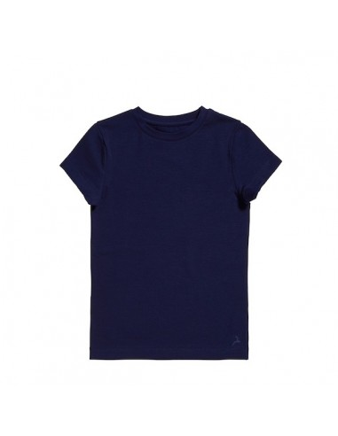 Ten Cate Jongens T-shirt Deep Blue 7-12Y