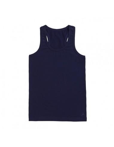 Ten Cate Jongens Racerback Shirt Deep Blue 7-12Y