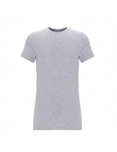Ten Cate Jongens T-shirt Grijs Melee 13-18Y