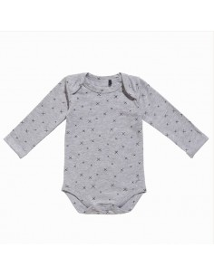 Ten Cate Baby Romper Graphic Cross Unisex