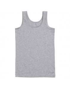 Ten Cate Meisjes Shirt Grijs Melee 2-6Y