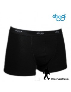 Sloggi Men Basic Short Zwart