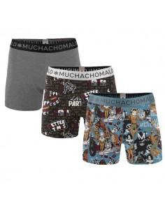 MuchachoMalo 3Pack Mucha Heren Boxershorts