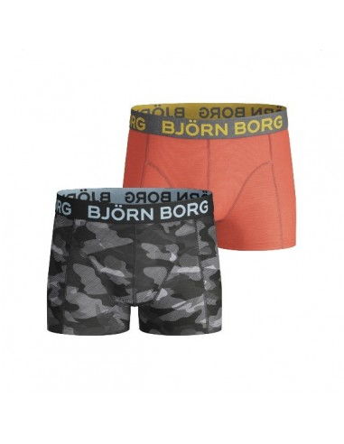 Björn Borg Short 2Pack BB SHADELINE Black Beauty