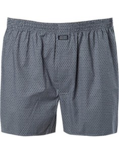 Jockey Boxershort Klassiek Woven Dark Denim