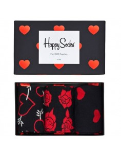 Happy Socks Valentine Giftbox Mixbox 41-46