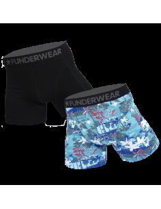 Funderwear ALOHA 2 stuks Boxershorts