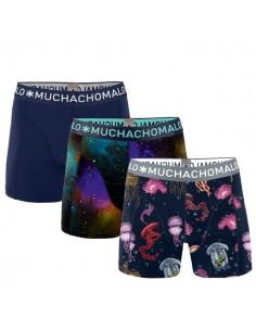 MuchachoMalo EXPLORER 3Pack Heren Boxershorts
