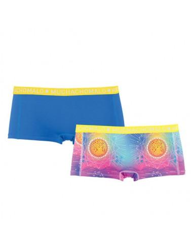 MuchachoMalo Short 2Pack Universe Dames Ondergoed